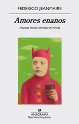 El escritor argentino Federico Jeanmaire publica