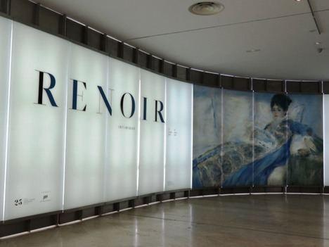 """Abierta al público la exposición: """"Renoir: intimidad"""""""