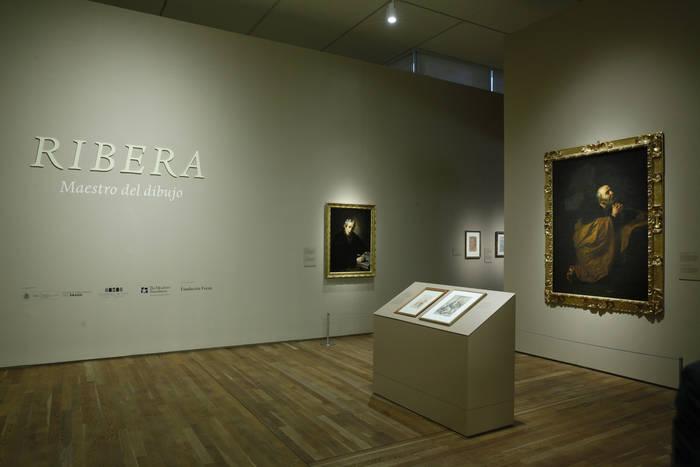 """Exposición: """"Ribera. Maestro del dibujo"""""""