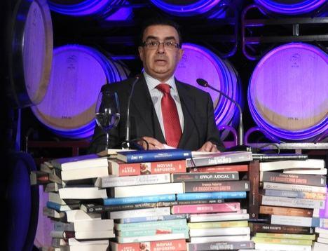 Francisco Robles se hace con el II Premio Internacional de Novela Solar de Samaniego con