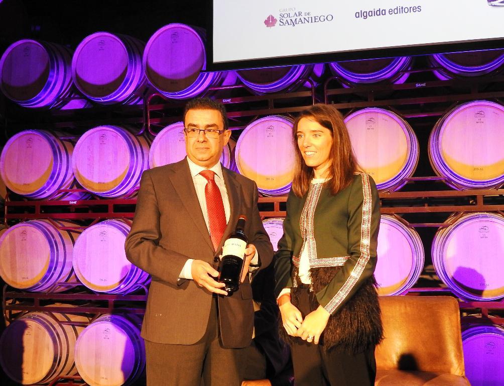 Francisco Robles galardonado con el II Premio Internacional de Novela Solar de Samaniego