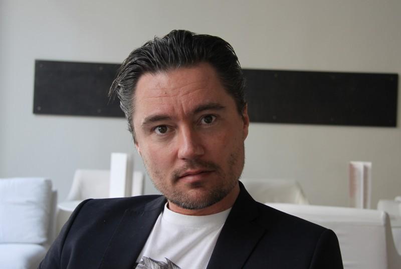 "Entrevista a Thomas Rydahl, autor de la novela negra ""El emitaño"""