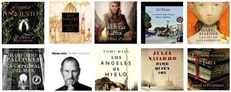 Penguin Random House Grupo Editorial pone a la venta audiolibros en librerías por primera vez en España