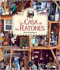 """La casa de los Ratones"" de Karina Schaapman recibe el premio Kiriko de literatura infantil"