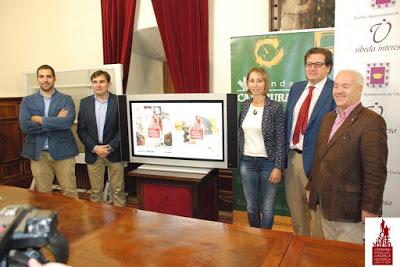 """Se presenta la programación y cartel del V Certamen Internacional de Novela Histórica """"Ciudad de Úbeda"""""""