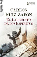 El nuevo libro de Carlos Ruiz Zafón,