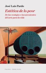 Pasos Perdidos publica el ensayo de José Luis Pardo