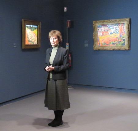 """Exposición: """"Los Fauves: La Pasión por el Color"""