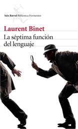 Laurent Binet publica