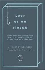 El agitador cultural Alfonso Berardinelli publica el ensayo