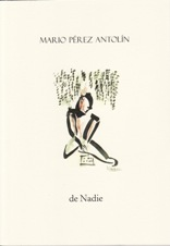 Mario Pérez Antolín publica su nuevo poemario,