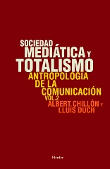 Albert Chillón y Lluís Duch publican