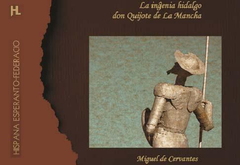 Don Quijote de la Mancha en esperanto