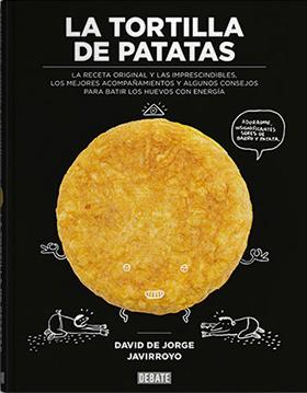 La tortilla de patatas se convierte en un riguroso tractatus filosófico de la mano de Robin Food y Javirroyo