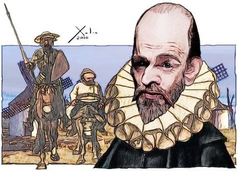 Hoy es el Cervantes