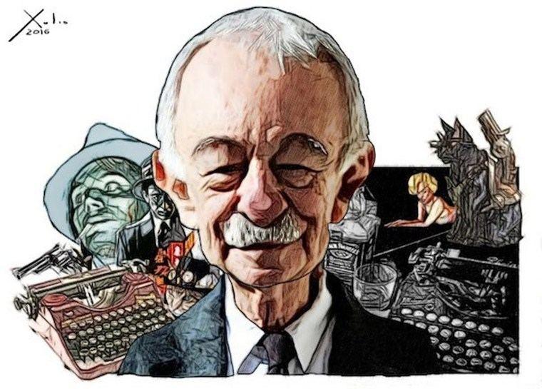 Xulio Formoso: Eduardo Mendoza Puedes encargar un póster de este dibujo de Xulio Formoso a publicidad@enlacemultimedia.es