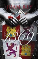"""Se publica """"1369"""" de Juan Rey, novela ganadora del premio Ciudad de Badajoz 2016"""