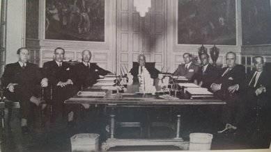 La disolución de las Cortes en enero de 1936