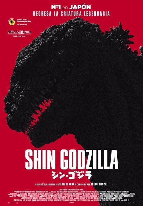 Shin Godzilla: Un monstruo viene a vernos