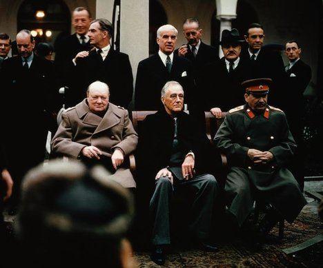 Yalta suena a final de una época