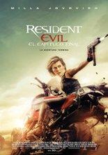 Resident Evil: Capítulo Final: La extinción continúa