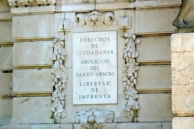 La abolición de la Inquisición