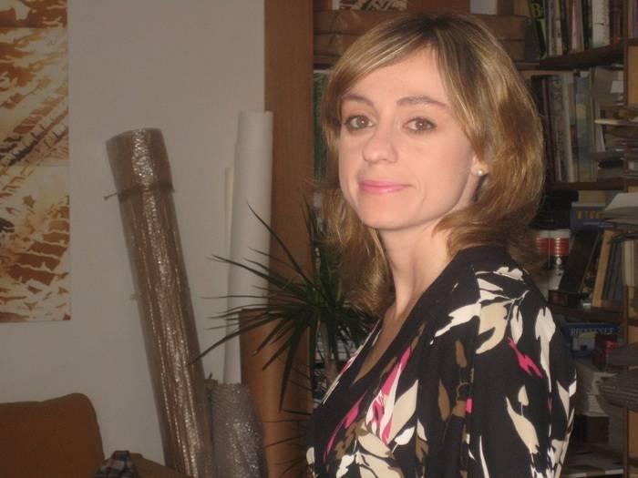 """Entrevista a Ángela Armero, autora de """"Anochece en los parques"""""""