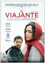 """Llega la película ganadora del Oscar a la película de habla no inglesa """"El viajante"""", coproducida, escrita y dirigida por el iraní Asghar Farhadi"""