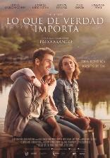 """""""Lo Que De Verdad Importa"""", coproducida, escrita y dirigida por Paco Arango"""