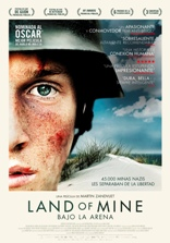 """Land of mine. Bajo la arena"" de Martin Zandvliet, guionista y director"