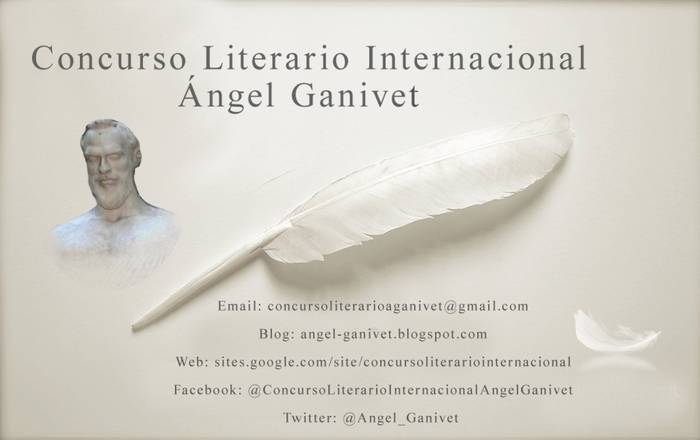 Concurso Literario Internacional Ángel Ganivet. La undécima edición abre sus puertas