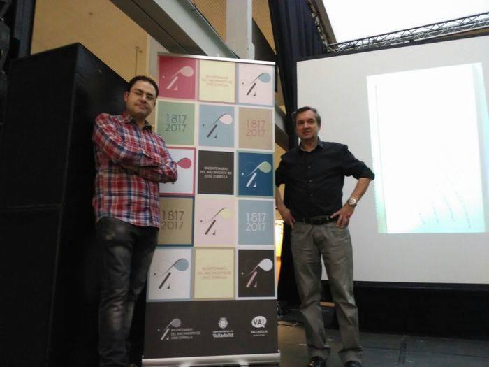 David Acebes y Rafael Marín