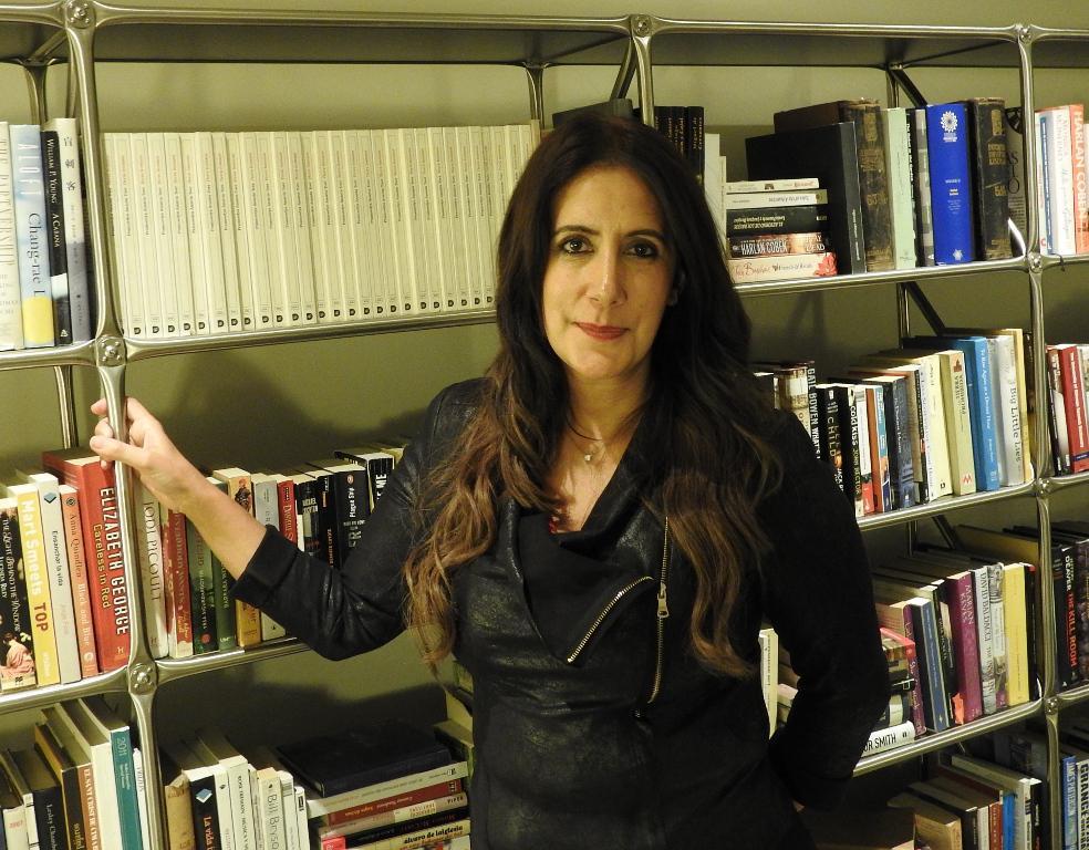 Dolores Redondo: