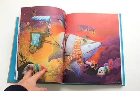 Dulk presenta su libro en la galería Pepita Lumier