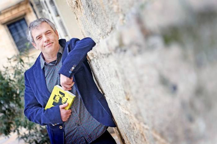 José Acevedo llevará literatura por Andalucía