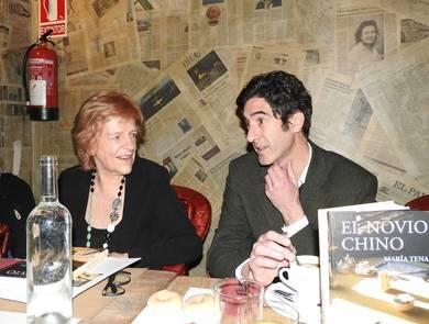 María Tena e Ignacio F. Garmendía