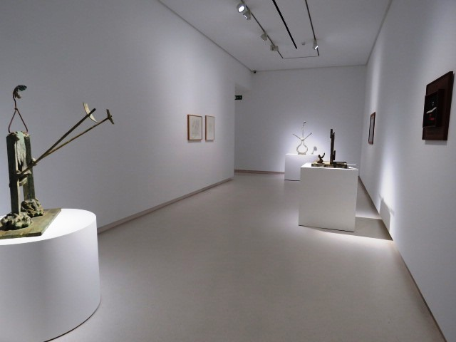 Se inaugura una exposición individual de Joan Miró (1893- 1983)