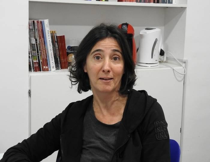 "Entrevista a Natalia Carrero, autora de ""Yo misma, supongo"""