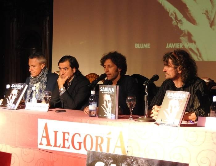 Melchor Miralles, Ángel Antonio Herrera, Javier Menéndez Flores e Iñaki