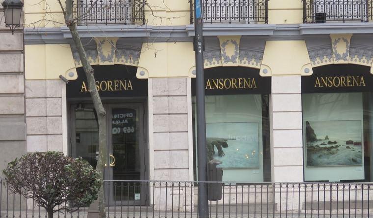 """Exposición """"Norte"""", del fotógrafo Fernando Manso, hasta el 24 de marzo, en la prestigiosa Galería de Arte Ansorena, en calle Alcalá 52 de Madrid"""
