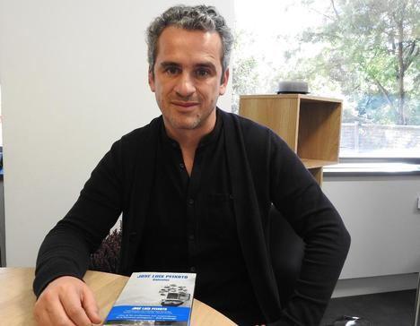 Entrevista a José Luís Peixoto: