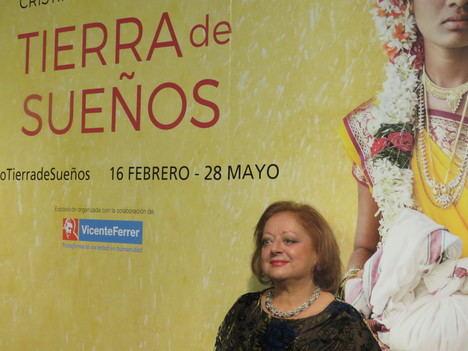 """Se inaugura la exposición de fotografías """"Tierra de sueños"""", de Cristina García Rodero"""