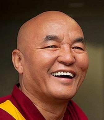 Lama Thubten Wangchen, Director de la Fundación Casa del Tibet de Barcelona, personaje entrañable y sumamente agradable