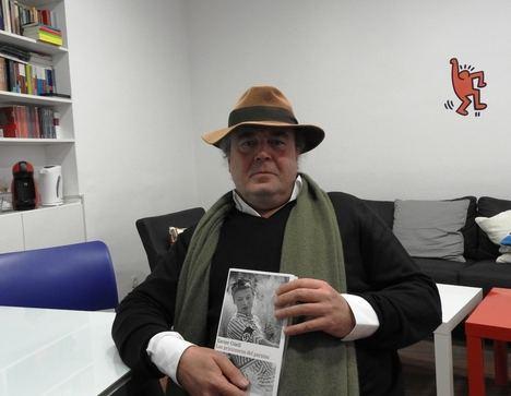 """Entrevista a Xavier Güell, autor de """"Los prisioneros del paraíso"""""""