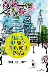 Sol Aguirre presenta su primera novela,
