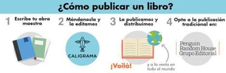 Penguin Random House Grupo Editorial refuerza su apuesta por la autoedición con Caligrama