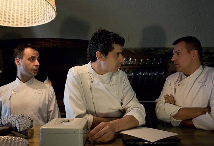 Oriol Castro, Eduard Xatruch y Mateu Casañas
