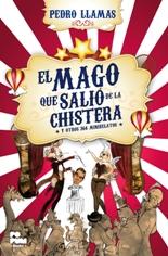 El monologuista Pedro Llamas publica el libro de minirelatos