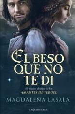 Magdalena Lasala novela la historia de los amantes de Teruel en