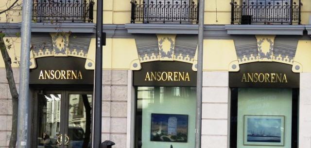 Joaquín Millán, expone- FINGERE- en la prestigiosa Galería Ansorena hasta el día 12 de enero